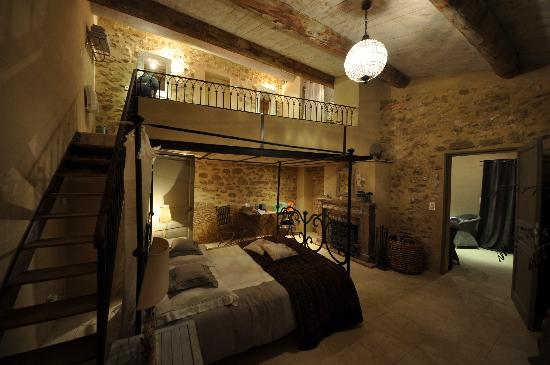 Le Clos Saint Saourde: My room