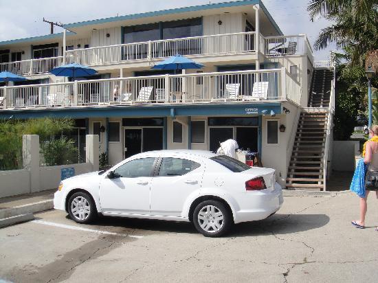卡布里洛海灘旅館照片