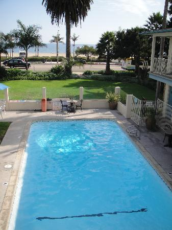 Cabrillo Inn at the Beach: Pool