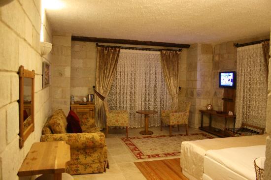 Goreme Inn Hotel: deluxe room