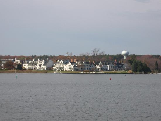St. Michaels, MD: Inn from Patriot Cruises