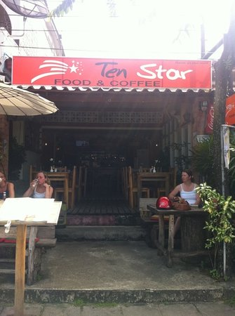 Ten Star Cafe and Food