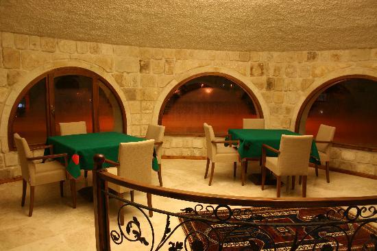 Goreme Inn Hotel: dome