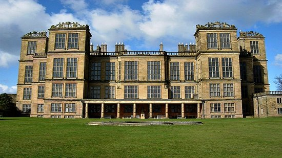 ‪Hardwick Hall and Gardens‬