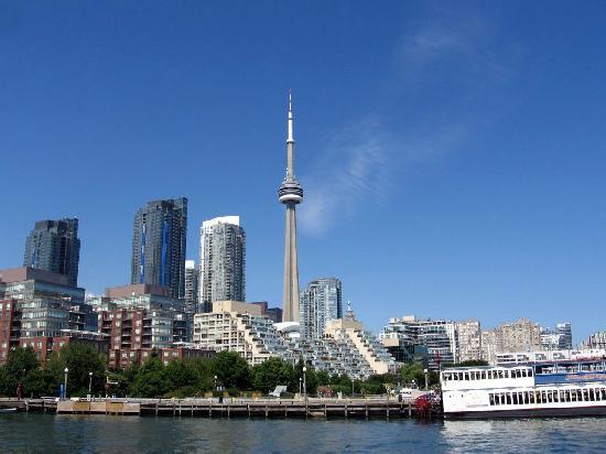 โตรอนโต, แคนาดา: vista di Toronto