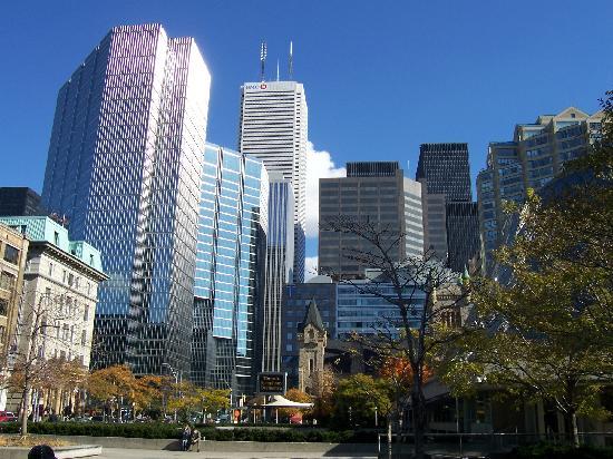 ...Toronto!