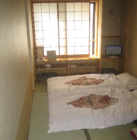 Annex Katsutaro: chambre