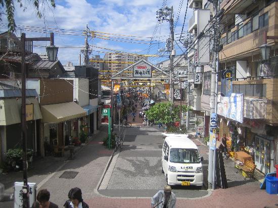 Annex Katsutaro: quartier