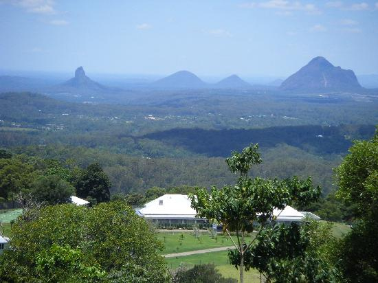 Eden Lodge : Another great view from near Maleny
