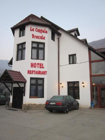 La Contele Dracula: hotel