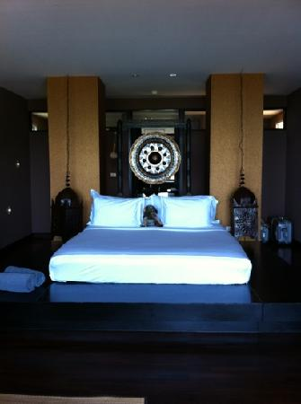 "Mantra Samui Resort: beautiful ""love"" room"