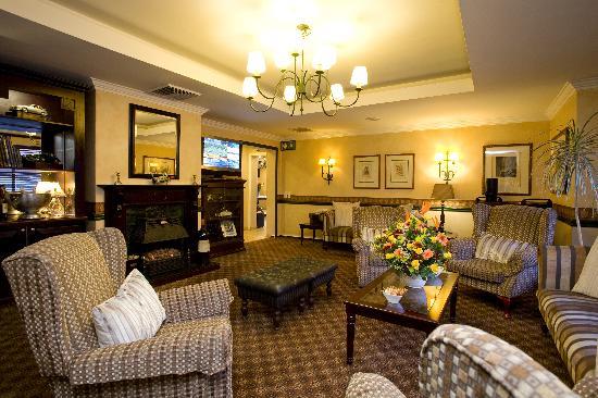 Courtyard Hotel Rosebank: Guest lounge