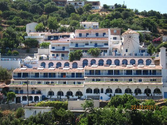 IKARIA_EVDILOS_KERAME HOTEL_GENERAL VIEW