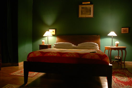 Anilana Craigbank: Green room