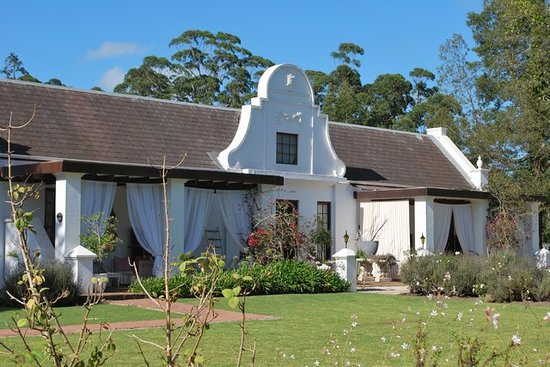 Lairds Lodge Country Estate : beautifull location