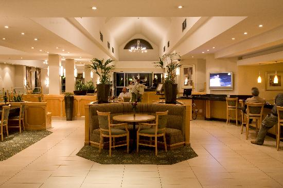 Town Lodge Airport Johannesburg: Foyer