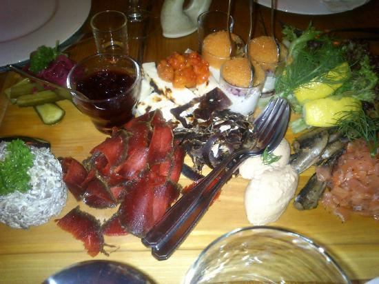 Restaurant Lappi: Starter
