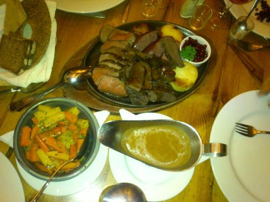 Restaurant Lappi: Main Course