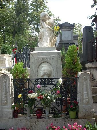 Cimetière du Père-Lachaise : tomba di Chopin