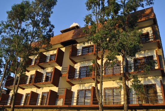 Cliff Edge Hotel - Lalibela