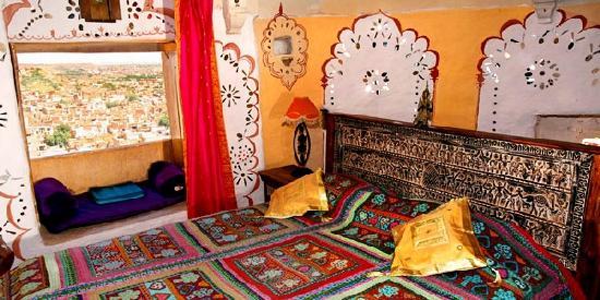 Hotel Garh Jaisal Haveli : Opium Room
