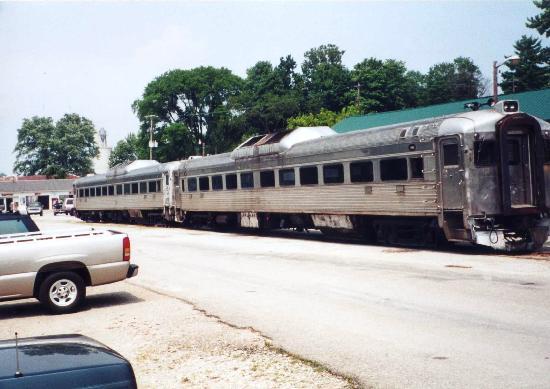 Corydon Scenic Railroad