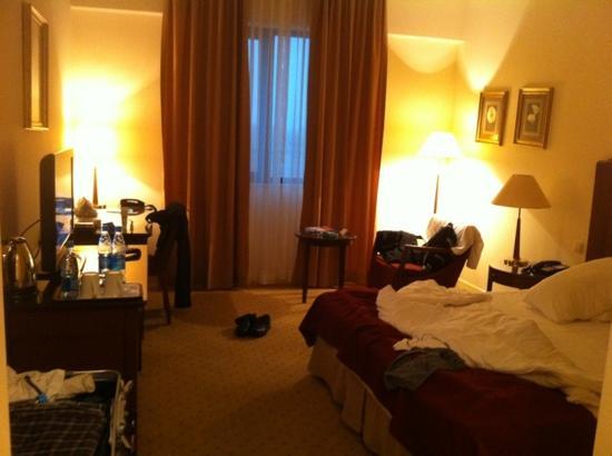 Radisson Blu Hotel, Tashkent: nice clean room