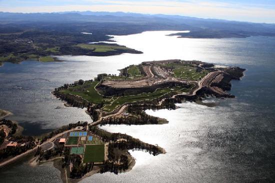 El Gordo, Spanien: Isla de Valdecañas