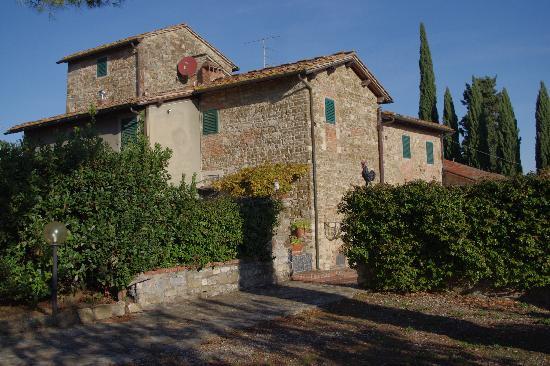 Fattoria Il Milione: The House