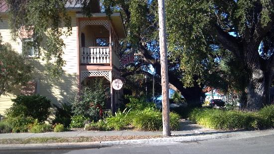 Cedar Key Bed and Breakfast: The Inn.