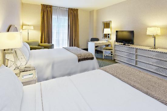 Holiday Inn Express Galerias San Jeronimo: Double Standard Room