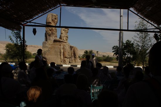 Dreams of Memnon : Excellent view
