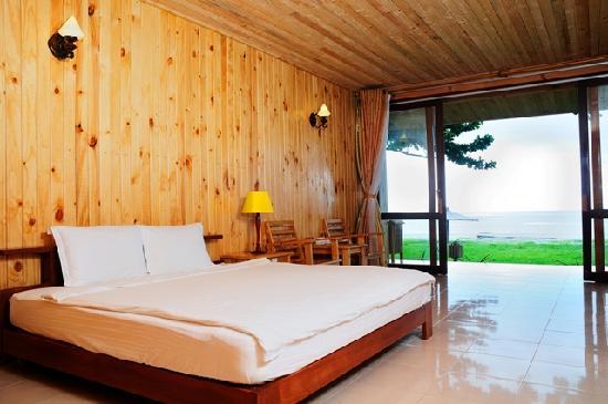 Con Dao Seatravel Resort: Room