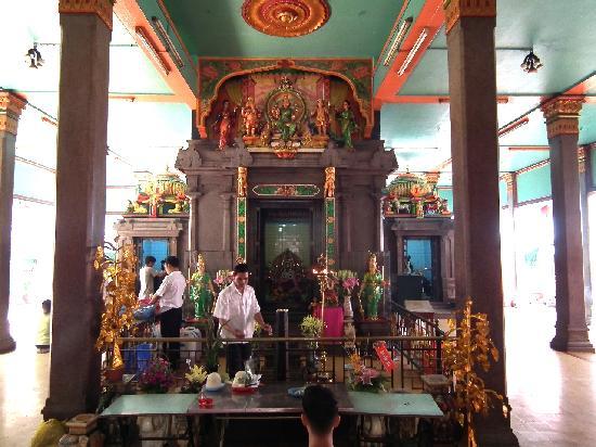 Mariamman Hindu Temple: Mariamman Hindu Tempel
