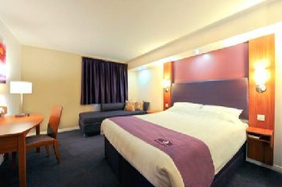 Premier Inn London Angel Islington Hotel: Premier Inn Bedroom