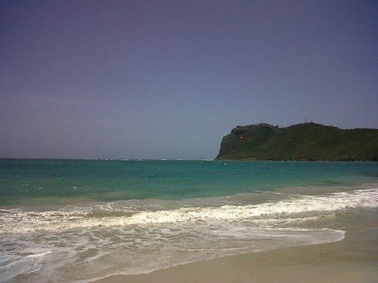 Vieux Fort, St. Lucia: Sandy Beach, Vieux-Fort, St Lucia