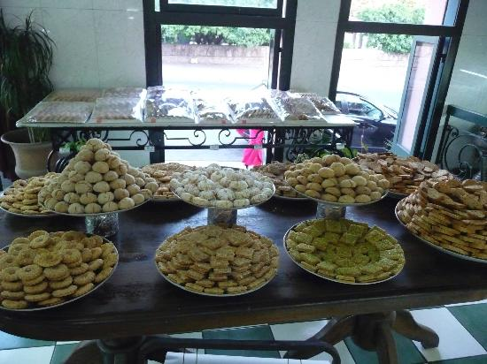 Yacout : bakery is famous in Agadir