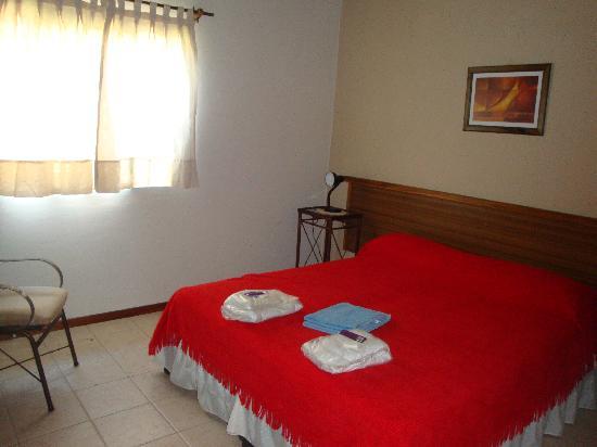 Cabanas Aguilas de Piedra: Dormitorio 1