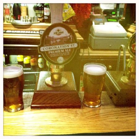 The Little Northern Hotel: Coronation Street Beer!!!