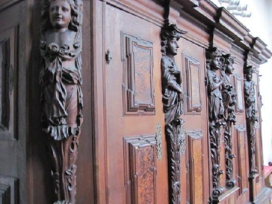Basilika St. Anna: confessional