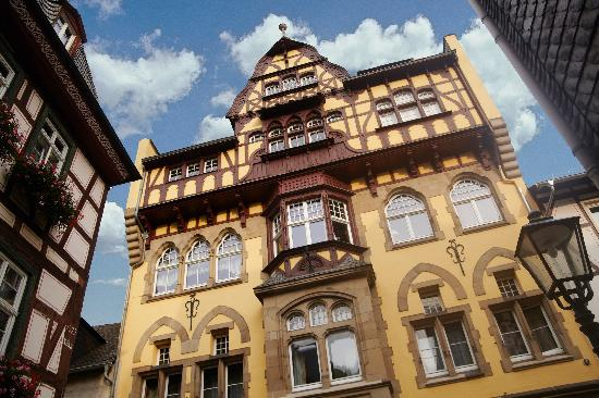 Hotel Am Markt Updated 2017 Prices Amp Reviews Bacharach