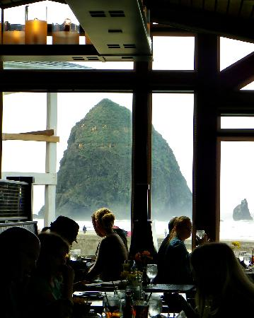 Wayfarer Restaurant Food With A View
