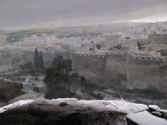 Jerusalem Panorama: 5