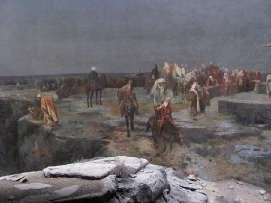 Jerusalem Panorama: Epiphany
