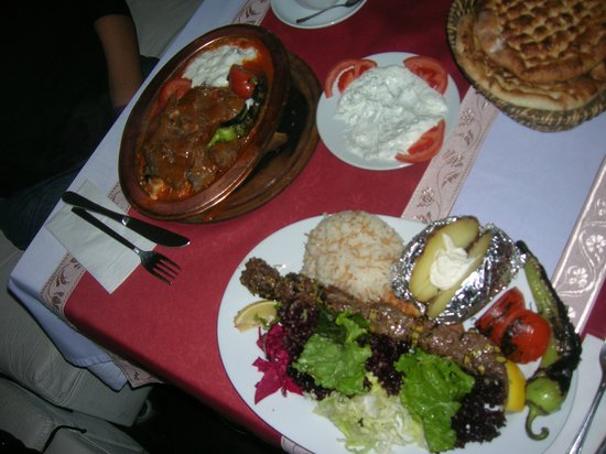 Oceans 7  Restaurant: Buonissimo