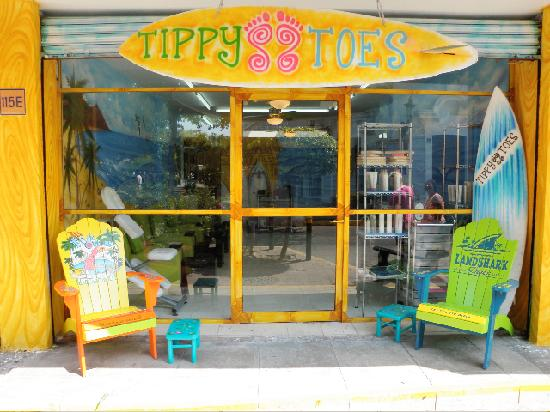 Tippy Toes Salon and Spa at Fiesta Corner