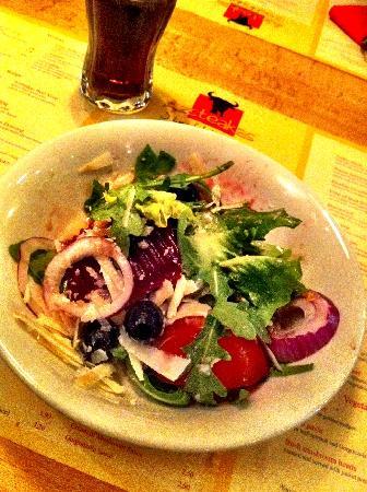 Azsteakas: Incredible Salad