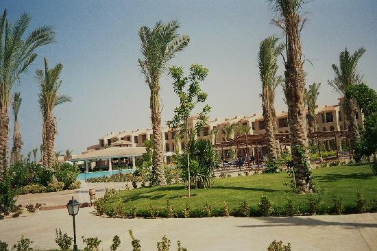 Jaz Almaza Beach Resort: il Villaggio