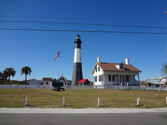 All About Savannah Tours: Tybee Island