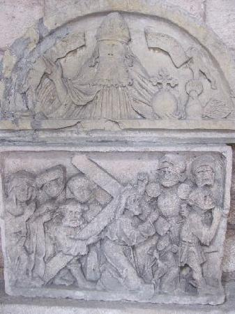 Pfarrkirche Maria Immaculata: epitaph